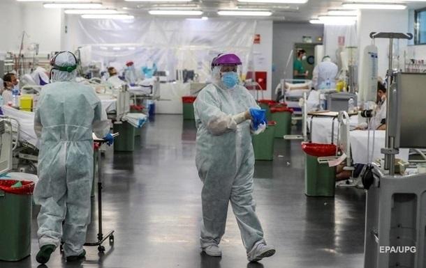 За сутки от коронавируса выздоровели более 6 тысяч испанцев