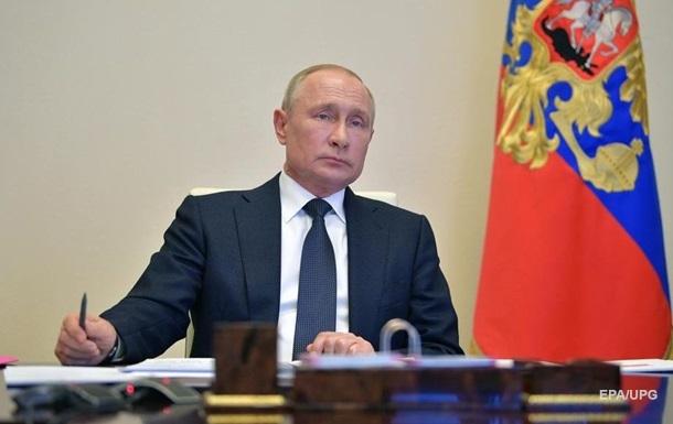 Путин о ситуации с нефтью: Такого еще не было