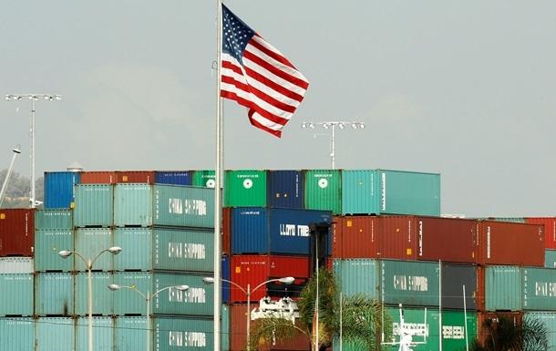 Экономика США упала впервые за шесть лет