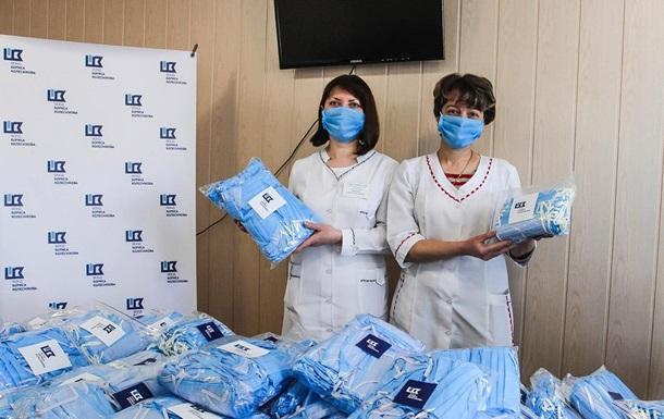 Борис Колесников продолжает оказывать поддержку Донетчине в борьбе с коронавирусом