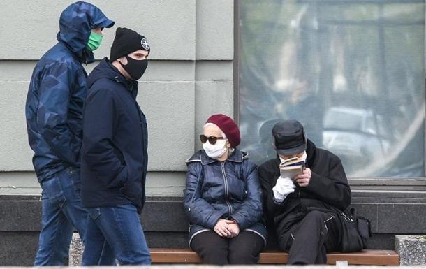 Коронавирус-19: Украина на 36 месте