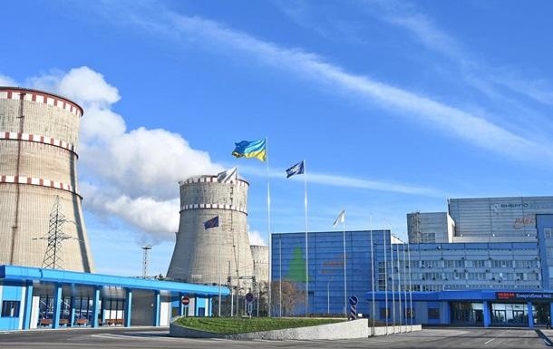 На Ровенской АЭС энергоблок №3 подключили к энергосети