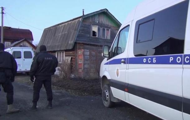 Перестрелка ФСБ РФ с террористами попала на видео