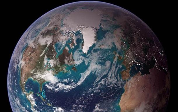 В NASA выбрали лучшее фото Земли