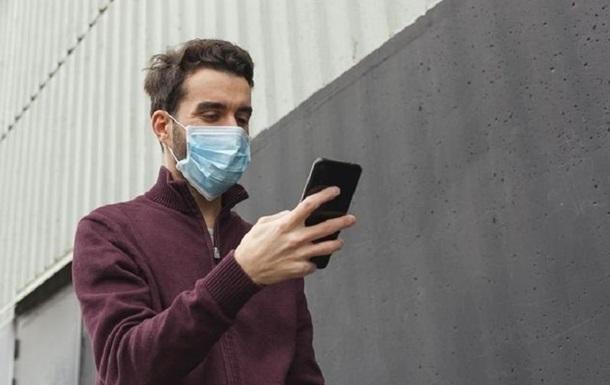 iPhone научился распознавать медицинскую маску