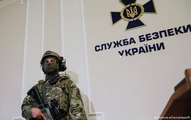 СБУ підозрює в держзраді підполковника, який служив в Криму