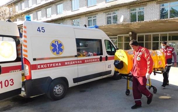 В Черновицкой области более 1600 зараженных COVID