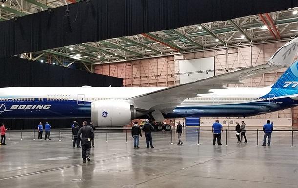 В США провели новые испытания Boeing 777X