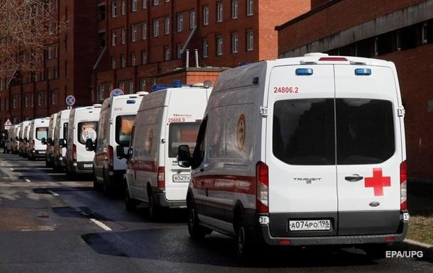 В РФ заявили о резком увеличении числа зараженных коронавирусом