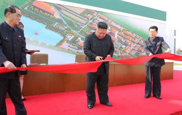 СМИ КНДР показали первые фото Ким Чен Ына после отсутствия