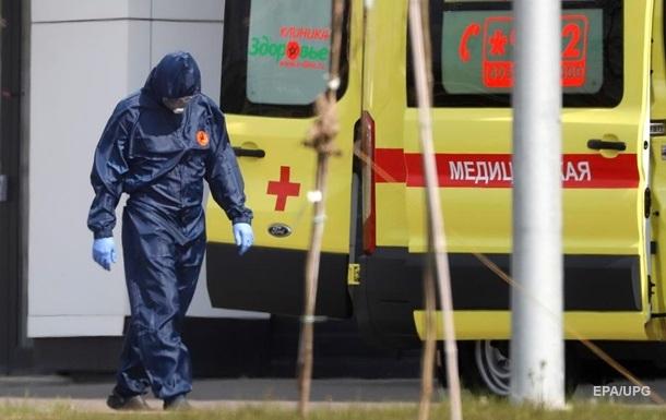 Россия вышла на седьмое место по коронавирусу