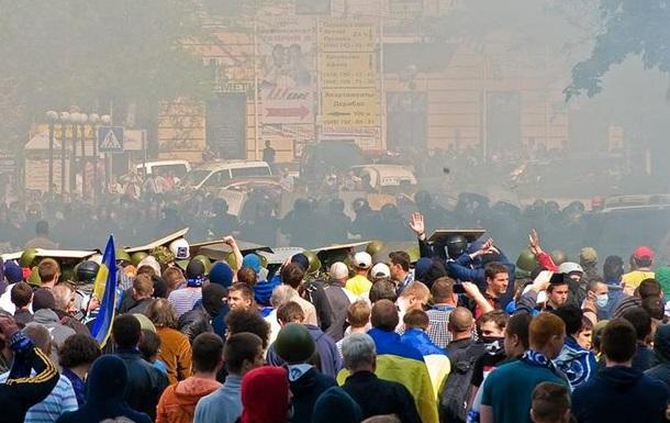 Годовщина событий 2 мая в Одессе - экзамен на статус  правового государства