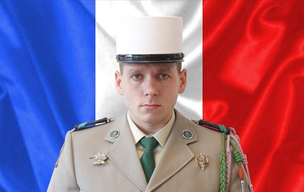 Во Франции умер от полученных в Мали ран украинский легионер
