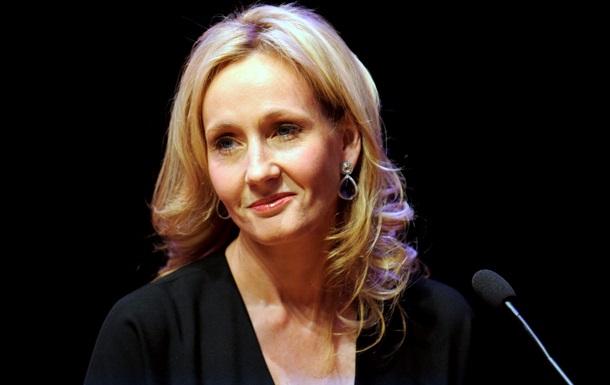 День Гарри Поттера: Джоан Роулинг отдала $1,25 млн на благотворительность