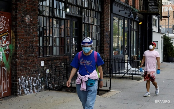 Майже 20% жителів Нью-Йорка мають антитіла до COVID