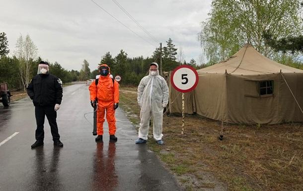 На Ровенщине из-за коронавируса закрыли село
