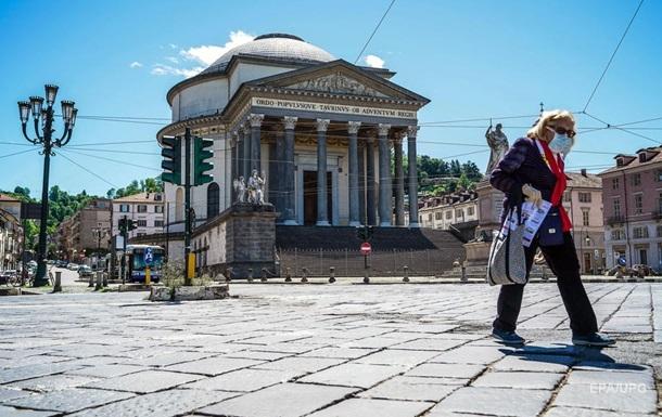 В Італії різко впала злочинність під час карантину