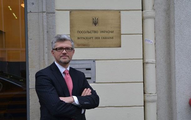 Посол Украины в Германии предложил пари о Крыме