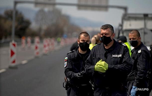 Болгарія послаблює карантин, дозволяє поїздки всередині країни