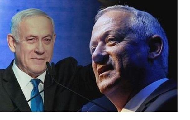 Израиль: Нетаньяху + Бени Ганц = Верховный суд?