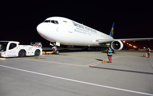 З Єгипту і ОАЕ евакуювали 350 українців