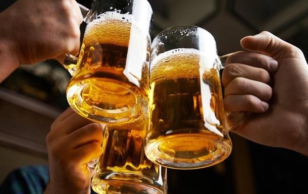 На пивоварне бесплатно раздали пиво всем желающим