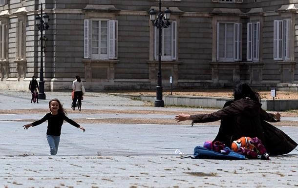 В Іспанії за добу мінімальна кількість жертв COVID
