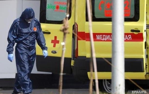 Коронавирус-19: Россия проигрывает войну