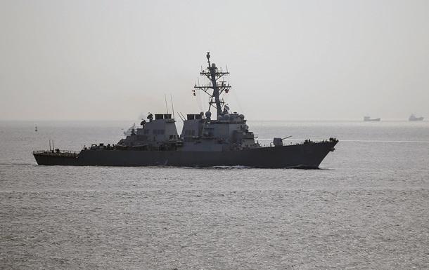 Ударные корабли США и Британии вошли в Баренцево море