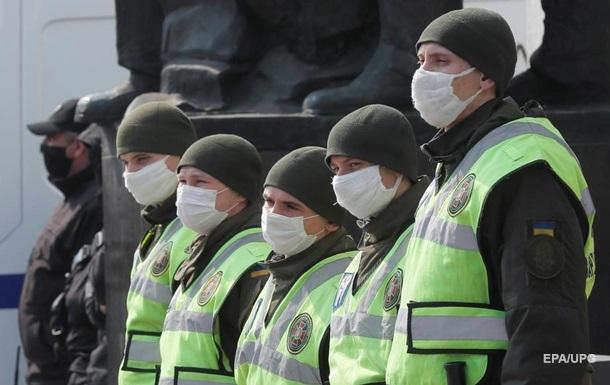Коронавирусом заразились сотни сотрудников МВД