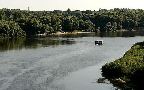 Уровень воды в Десне рекордно упал