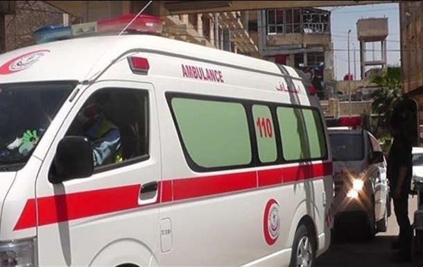 В Сирии погибли девять полицейских при атаке террористов