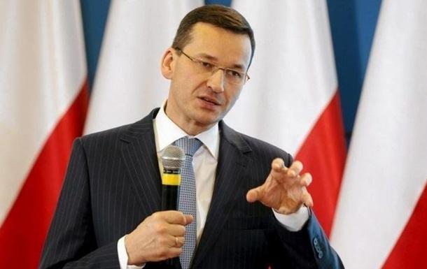 Премьер Польши раскрыл секрет роста экономики