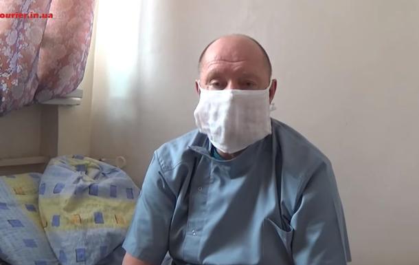 Директор лікарні на Сумщині оголосив голодування