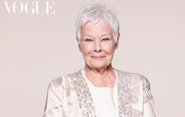 British Vogue снял для обложки 85-летнюю актрису
