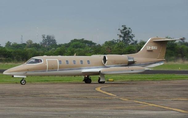 Самолет с медиками разбился в Аргентине