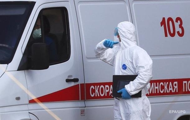 РФ увійшла в першу п ятірку країн за кількістю хворих на COVID-19