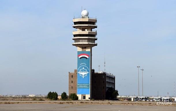 В аэропорту Багдада упали три ракеты