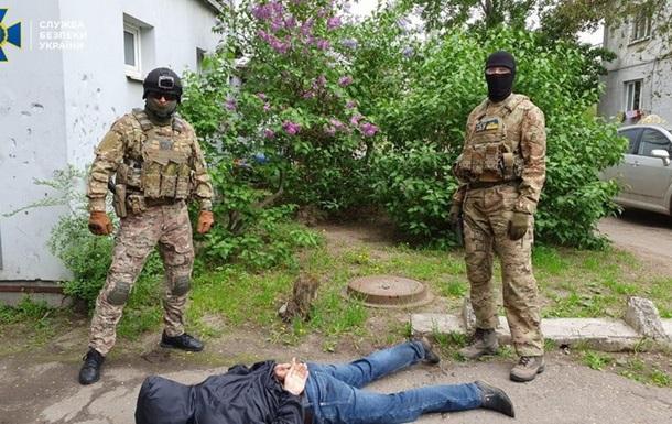 Задержан шпион при передаче данных о ракетном комплексе ВСУ - СБУ