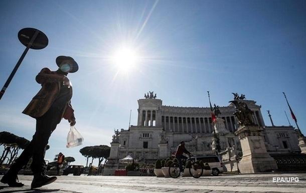 В Италии рекордное числу выздоровевших от COVID за сутки