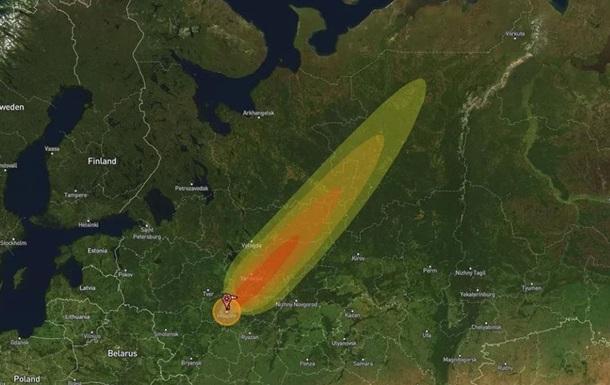 В США смоделировали сброс на Москву мощной водородной бомбы