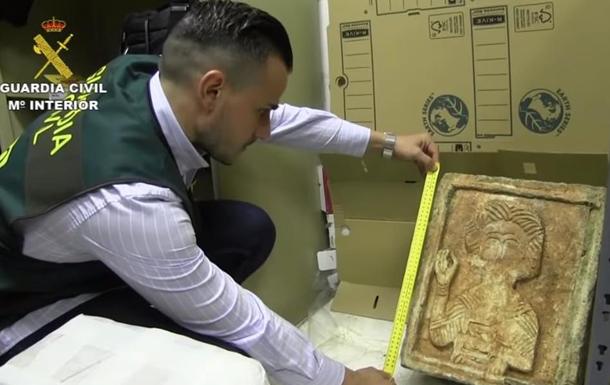 Европол изъял тысячи артефактов в 103 странах