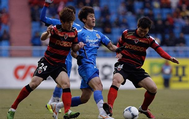 Футболистам в Южной Корее нельзя будет разговаривать и плеваться