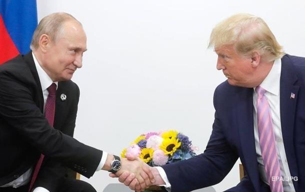 Трамп предложил Путину помощь с коронавирусом