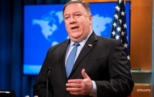 США будуть  створювати витрати  Росії - Помпео
