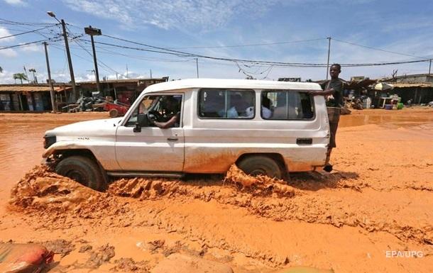В Руанде из-за сильных дождей погибли 55 человек