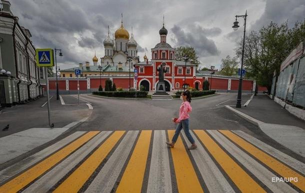 В РФ начало снижаться число новых случаев COVID-19