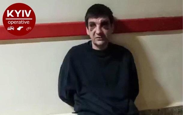 Пациенты в Киеве устроили поножовщину. 18+