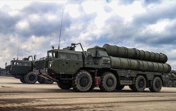 Турция начала эксплуатацию систем С-400