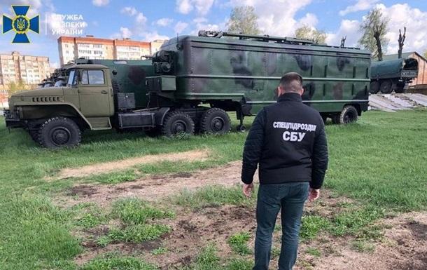 В Хмельницком задержан дезертир, укравший детали к военной радиостанции